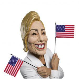 mascara-realista-hillary-globalista