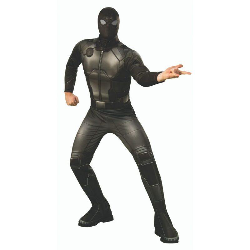 fantasia-homem-aranha-adulto-preto-filme-longe-de-casa