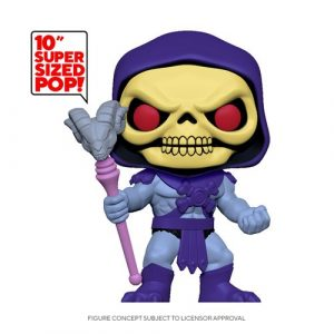 FU47678lg Masters of the Universe Skeletor 10-Inch Pop! Vinyl Figure