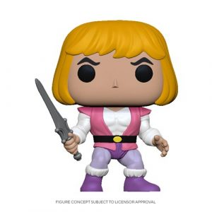 FU47746lg Masters of the Universe Prince Adam Pop! Vinyl Figure