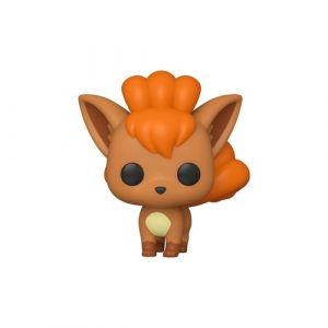 FU46863lg Pokemon Vulpix Pop! Vinyl Figure