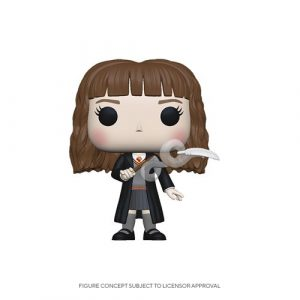 FU48065lg Harry Potter Hermione with Feather Pop! Vinyl Figure