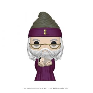 FU48067lg Harry Potter Dumbledore with Baby Harry Pop! Vinyl Figure