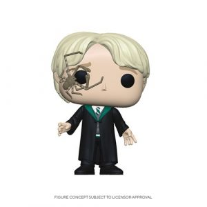 FU48069lg Harry Potter Malfoy with Whip Spider Pop! Vinyl Figure